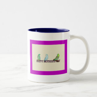 Parrotlet Mother's Day Coffee Mug