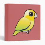 Parrotlet pacífico amarillo