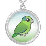 Parrotlet pacífico verde collar