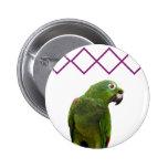 parrots botón