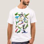 Parrots Galore T-Shirt