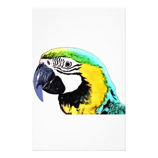 Parrot's Head Stationery