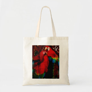 Parrots of the Amazon Tote