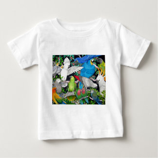 Parrots of the World Shirt