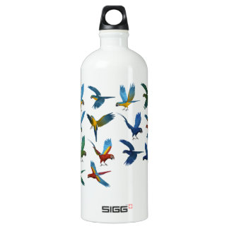Parrots SIGG Traveler 1.0L Water Bottle