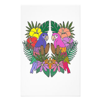 Parrots Stationery