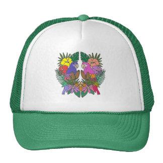 Parrots Trucker Hat