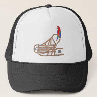 ParrotSleds Logo Trucker Hat