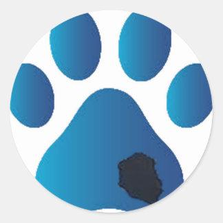 ParrotSleds - Tarheel logo Classic Round Sticker