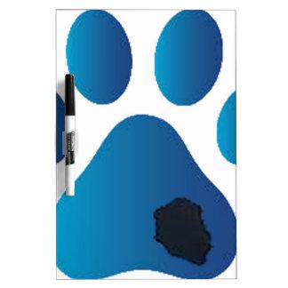ParrotSleds - Tarheel logo Dry Erase Board