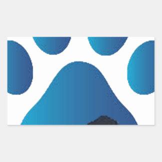 ParrotSleds - Tarheel logo Rectangular Sticker