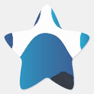 ParrotSleds - Tarheel logo Star Sticker