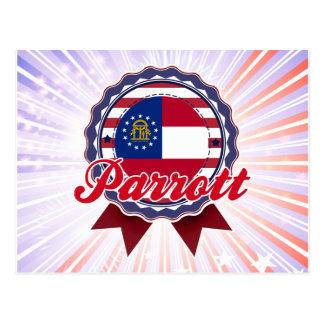 Parrott GA Post Card