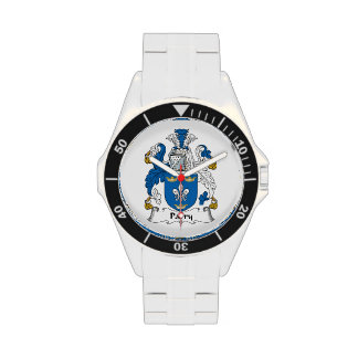 Parry Family Crest Wrist Watches