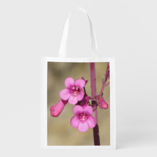 Parry's Penstemon Reusable Grocery Bag