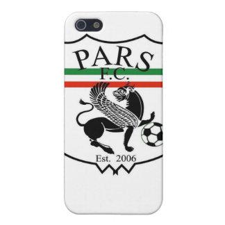 Pars Fc iPhone SE/5/5s Case