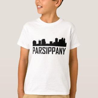 Parsippany New Jersey City Skyline T-Shirt