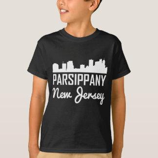 Parsippany New Jersey Skyline T-Shirt