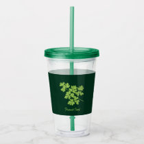 Parsley Acrylic Tumbler