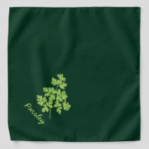 Parsley Bandana