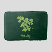 Parsley Bath Mat