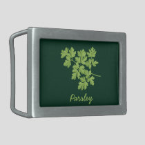 Parsley Belt Buckle