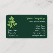 Parsley Business Card