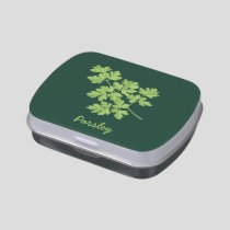 Parsley Candy Tin