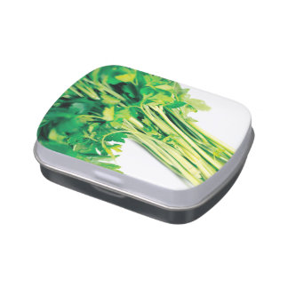 Parsley Candy Tins