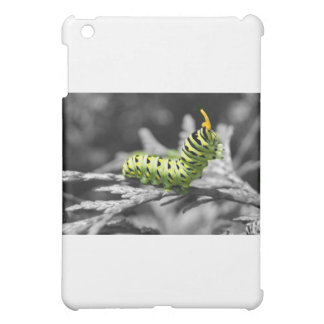 parsley caterpillar black and white iPad mini covers