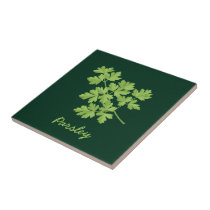 Parsley Ceramic Tile