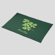 Parsley Cloth Placemat