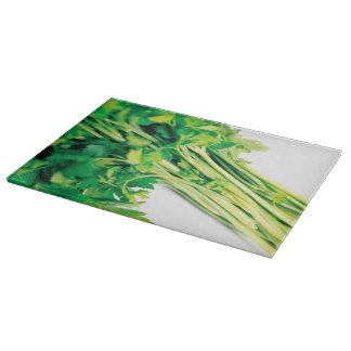 Parsley Cutting Board