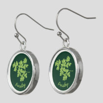 Parsley Earrings