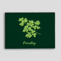 Parsley Envelope