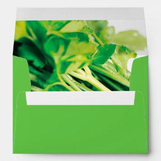 Parsley Envelope