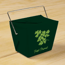 Parsley Favor Box