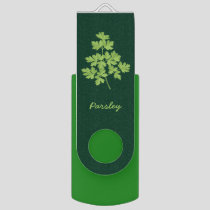 Parsley Flash Drive