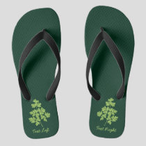 Parsley Flip Flops