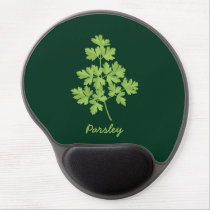 Parsley Gel Mouse Pad