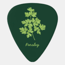 Parsley Guitar Pick