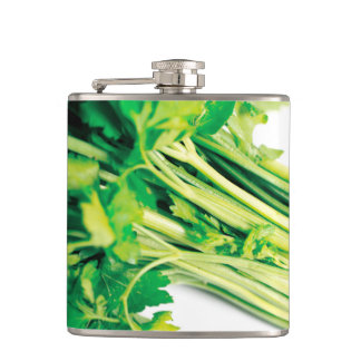 Parsley Hip Flask