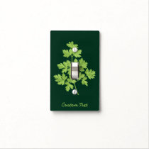 Parsley Light Switch Cover