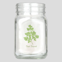 Parsley Mason Jar