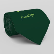 Parsley Neck Tie