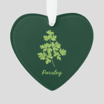 Parsley Ornament