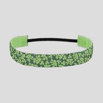 Parsley Pattern Athletic Headband