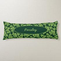 Parsley Pattern Body Pillow