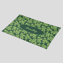 Parsley Pattern Cloth Placemat