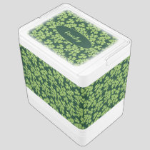 Parsley Pattern Cooler